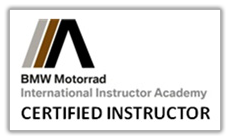 BMW MOTORRAD Certified Instructor